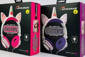 Unicorn Light Up Headphones Home Bargains Is Selling Light Up Unicorn Headphones