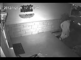 front door security cameraInfrared DayNight Security Camera Installed at Front Door  YouTube