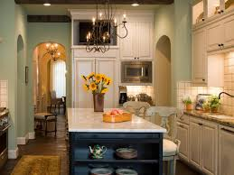 Robins Kitchen Garden City Robins Egg Blue Kitchen Makeover Bonnie Pressley Hgtv