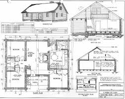 diy house plans. Shining Design 12 Loft Style House Plans 32X24 Log Home 40 Totally Free DIY Cabin Diy P