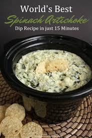 Cooking Light Spinach Artichoke Dip Bacon My New Favorite Party Recipe This Spinach Artichoke Dip