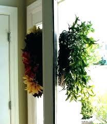 magnetic wreath hanger double sided wreath hanger magnetic door hanger magnetic wreath hanger for glass door