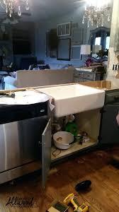 farmhouse sink installation farmhouse sink tips remove farmhouse kitchen sink installation