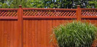 Pictures of wooden fences Concrete Outdoor Fencing Grand Rapids Mi City Wide Fence What Style Of Wooden Fence Should Choose For My Backyard Out