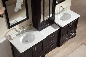double sink vanity. ariel stafford 85\ double sink vanity