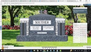 Design A Headstone App Online Catalog Monument Designer Monument Designer