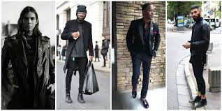 punk takes on a more refined look this fall here are some great examples