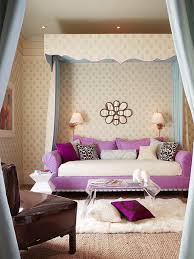 Pink And Cream Bedroom Sweet Image Of Modern Grey And Purple Cream Bedroom Decoration