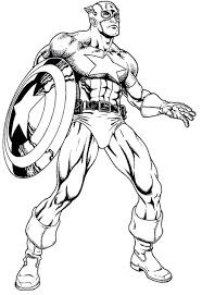 Small Picture Captain America Shield Coloring Pages GetColoringPagescom