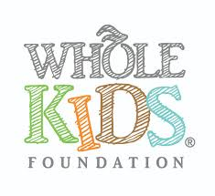 at whole kids foundation we believe that if you give kids good choices they will make good choices and if you help them plant a seed it will ignite in