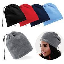 BEECHFIELD THERMAL HAT FLEECE CAP <b>SUPER WARM</b> EAR ...