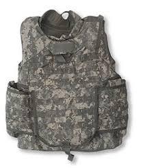 Bullet Proof Vest Rating Chart Bulletproof Vest Wikipedia