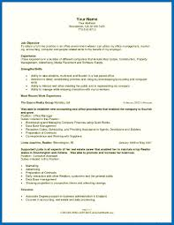 Office Manager Sample Resume Objective For Resume Assistant Manager Resume Objectives For Office 30
