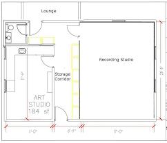 ... Minimalist Plan Art Studio Plans Full size