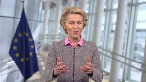 President von der leyen was appointed by national leaders and elected by the european parliament after she presented her political guidelines. Ursula Von Der Leyen Calls On Uk To Restore The Trust On Brexit Politico