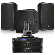 Dàn karaoke cao cấp DMA33 chính hãng giá tốt cho gia đình, kinh doanh   Đức  Mạnh Audio - Hệ Thống Bán Lẻ Thiết Bị Âm Thanh Karaoke Chính Hãng Uy Tín