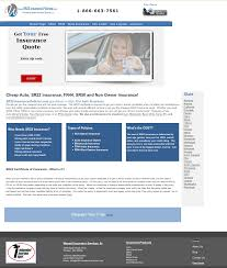 wes insurance services website history