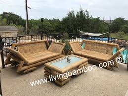 bamboo company furniture. LOTUS LIVING SET FOR OUTDOOR Bamboo Company Furniture T
