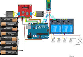 diy arduino home automation system
