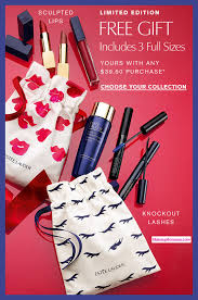 receive your choice of 4 pc gift with 39 5 estée lauder purchase