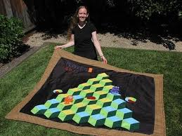 8 Awesome Videogame Quilts | Quilting projects, Patterns and Craft & 8 Awesome Videogame Quilts Adamdwight.com