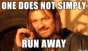 So I'm pretty much running away at 22 - Meme on Imgur via Relatably.com