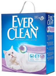 Купить Комкующийся <b>наполнитель Ever Clean Lavender</b> 10 л в ...
