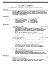 Accounting Manager Resume Inspirational Account Manager Resume
