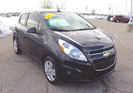 2014 Chevrolet Spark LS Black | Cars With Great Gas Mileage | Over ...