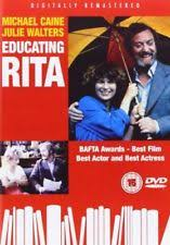 educating rita dvd  educating rita region 2 dvd pal mint condition