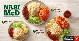Image result for nasi mcdonald