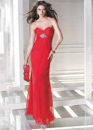 Alyce Paris Bdazzle 35709 Dress In Red Products