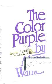Color Purple The Book The Color Purple Pages Pages For Incredible