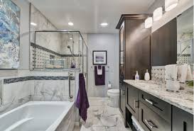 Bathroom Remodel With Granite Countertops And Marble Flooring And Gorgeous Granite Bathroom Designs
