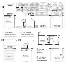 Superior The Homerun Home Floor Plan   4 Bedrooms, 2 Baths, Sq. Ft   Manufactured  And/or Modular Floor Plans Available Floor Plan   Available In Texas,  Louisiana, ...