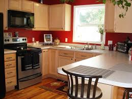best color to paint kitchen cabinets with white appliances unique wonderful small kitchen paint colors with