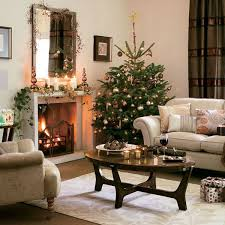 40 Christmas Decorations Ideas Bringing The Christmas Spirit Into Delectable Living Room Decorated