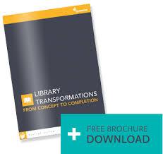 free brochure library transformation