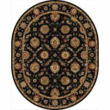 oval rugs 8x10 hand tufted oriental pattern wool black red area rug oval oval area rugs oval rugs 8x10 all posts tagged braided