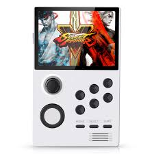 <b>Supretro 3.5 inch</b> Game Console Silk White Handheld Games Sale ...