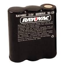 motorola talkabout. rayovac 3.6v nicd battery for motorola talkabout t5950 two way radio - lmr4002