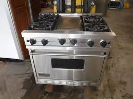 Viking gas range Used Viking Vgic3654gss 36 Cpscgov Viking Vgic3654gss 36
