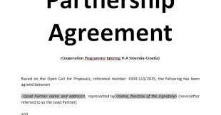 How do limited partnership agreements work?limited partnership agreements are agreements between a limited partner (lp) and a general partner (gp). Exemples Samples Partnership Agreement Doc And Pdf Sample Contracts