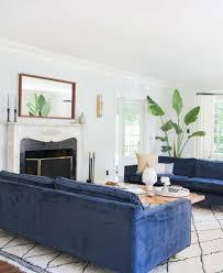 furniture for modern living. Traditional Modern Furniture. Emily Henderson Griffith Park House Italian Living Room Reveal 05 Furniture For