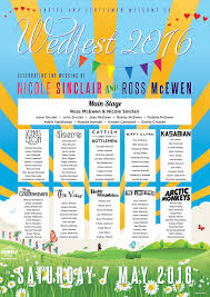 The Sinclair Seating Chart 30 Awesome Festival Concert Wedding Table Plans Wedfest
