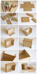 make cardboard furniture. How To Make Your Own Cardboard Box, Www.deschdanja.ch: Furniture