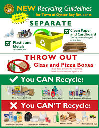 r Town Of Bay Oyster t Information o s Recycling –