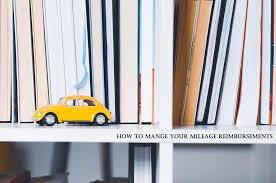 How To Manage Your Mileage Reimbursements Triplog