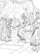 Small Picture Queen Esther coloring pages Free Coloring Pages