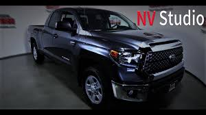 NEW 2018 - Toyota Tundra iForce 5.7L V8 Limited - Exterior and ...